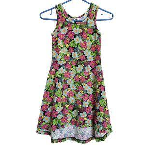 DESPICABLE ME Bright Tank Hi Lo Dress S (7/8)
